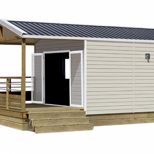 LODGE LO 75 TP - Cabal Loisirs - Mobil-homes en Normandie