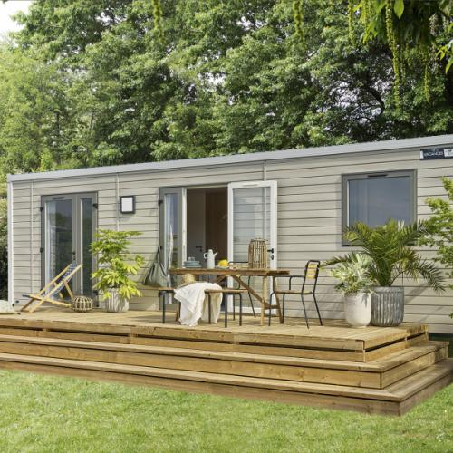 VACANCES GRAND LARGE 3 - Cabal Loisirs - Mobil-homes en Normandie