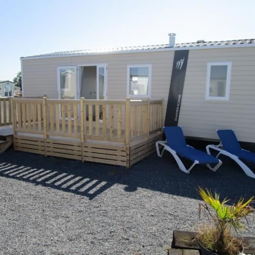 LODGE LO 872 - Cabal Loisirs - Mobil-homes en Normandie