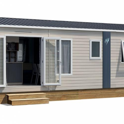 LODGE LO 87 - Cabal Loisirs - Mobil-homes en Normandie