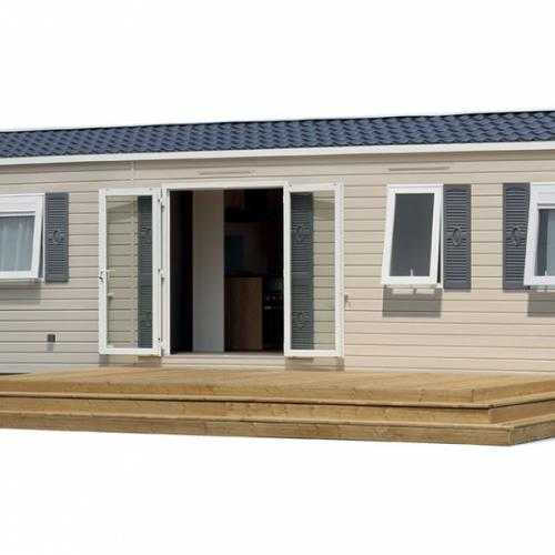 Elite 1040 - Cabal Loisirs - Mobil-homes en Normandie