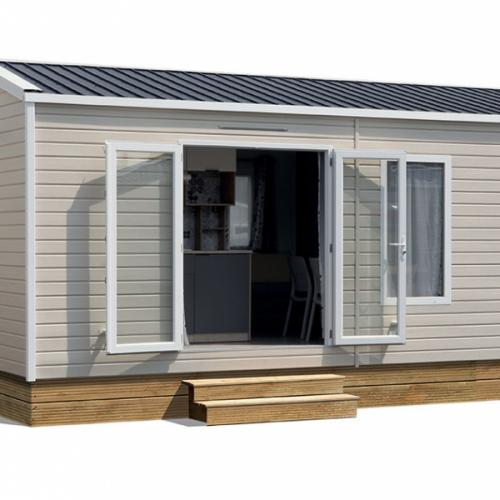 LODGE LO 100 - Cabal Loisirs - Mobil-homes en Normandie