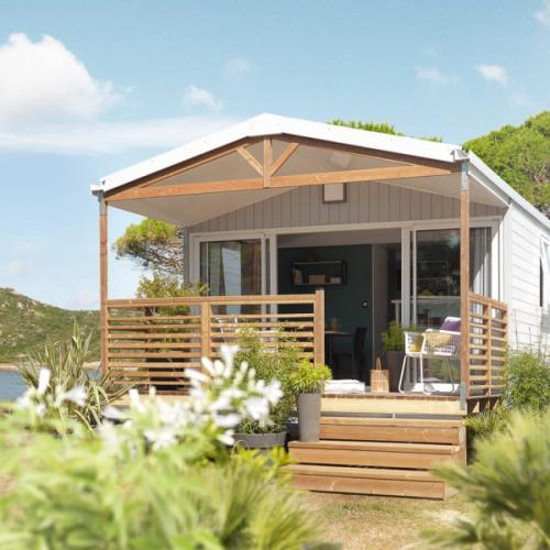 VACANCES MEDITERRANEE GRAND AIR  - Cabal Loisirs - Mobil-homes en Normandie