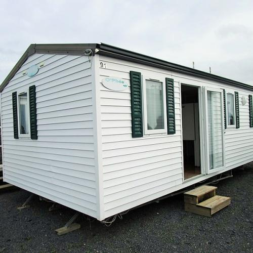 Ophea Ohara 3 chambres - Cabal Loisirs - Mobil-homes en Normandie