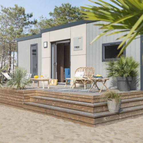 TAOS F4 - Cabal Loisirs - Mobil-homes en Normandie