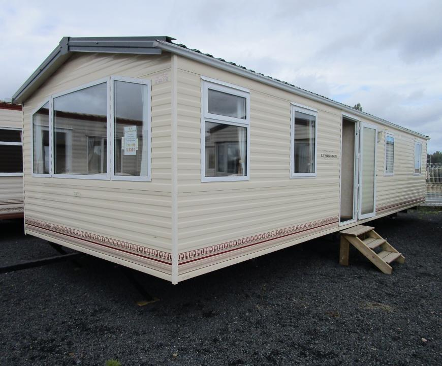 Nos mobil-homes d'occasion - Vente de mobil-homes en Normandie