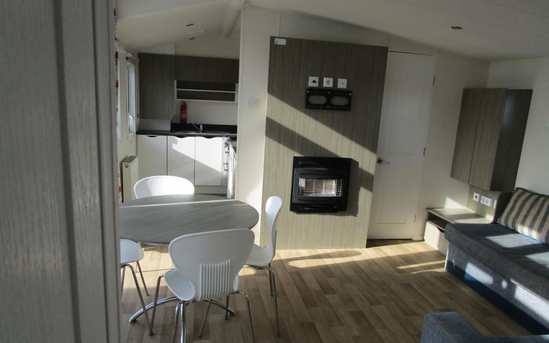 WILLERBY SUMMER HOUSE - séjour - Vente mobil-homes neuf et occasion en Normandie